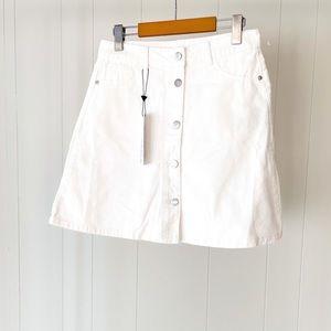 NWT Noisy May Denim Skirt
